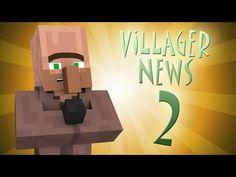 Villager News 2 (Minecraft Animation)