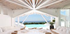 The view from The Seagull Villa, Mallorca