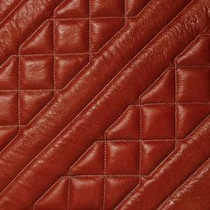 Intricate #feature #stitched broken #diamond pattern being displayed on the latest piece to appear from our upholstery team. Leather Seat Covers, Leather Car Seats, Custom Car Seats, Interior Window Trim, Design Trends 2018, Car Upholstery, Bike Seat, Built Ins, Car Interiors