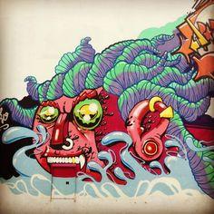 Moko studio street art buenos aires