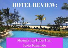 Hotel Review Shangri-La Rasa Ria Kota Kinabalu