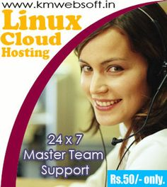 Linux Cloud Web Hosting Unlimited - Life Time - Just Rs.48