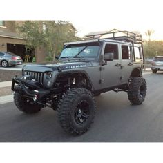 """@completeoffroad's photo: """"Do you use your #Jeep #Wrangler for work?"""""""