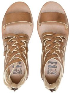 Billabong Lovely Sandz Sandals, Available at #EssentialApparel