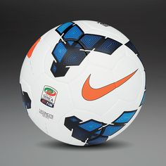My pds most wanted number 4: Nike Footballs - Nike Incyte Serie A Ball - Football Balls - White-Blue-Total Orange