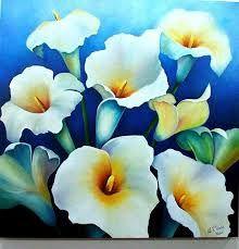 Resultado de imagem para copo de leite flor para pintar