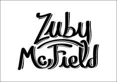 Logotipo Zuby McField