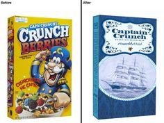 cap'n crunch crunchberries vs. fancy crunchberries...