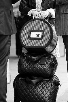 Capricorn - CHANEL Luggage - http://www.simplysunsigns.com/