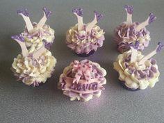 Hen do cupcakes :-)