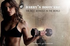 Barry's Bootcamp Inspired Workout