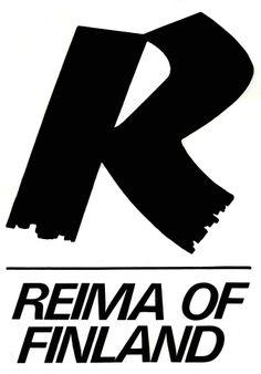 Reima logo 1980´s. #Reima70