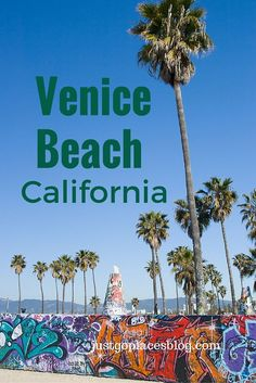 15 Things to Do on the Venice Beach Boardwalk | california travel