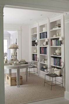 Merveilleux ComfyDwelling.com » Blog Archive » 30 Inspiring Coastal And Beach Inspired Home  Offices