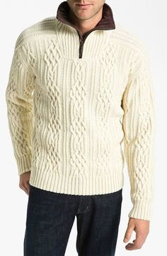 Legends of Valhalla - Haran Pull Dale of Norway. Sweater Knitting Patterns, Knitting Designs, Winter Sweaters, Cable Knit Sweaters, Country Attire, Kinds Of Clothes, Knitwear, Men Sweater, Mens Fashion