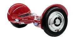 Deskorolka elektryczna Skymaster Wheel 10.0 Czerwony