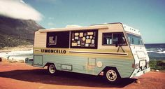 Limoncello food truck