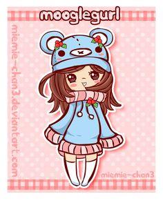 kawaii mooglegurl by miemie-chan3