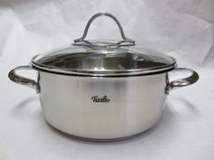 Fissler Stainless Steel Casserole with Glass Lid 25 Qt >>> Want to know more, click on the image.(This is an Amazon affiliate link)