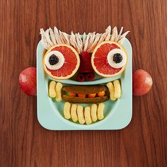 Food Faces by Day Dreamers Limited, Ferris Plock, Kelly Tunstall, Howard Cao.
