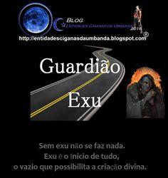Entidades Ciganas da Umbanda (Clique Aqui) para entrar.: GUARDIÃO EXU