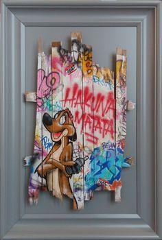 Come explore Onemizer's best artworks on Artsper. Graffiti Wall Art, Graffiti Painting, Street Art Graffiti, Graffiti Bedroom, Graffiti Furniture, Tableau Pop Art, Art En Ligne, Animal Decor, Wall Art Designs