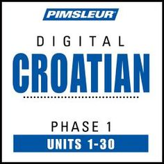 Today the Pimsleur Croatian language learning course is remedy of all language related problems. If you want to learn any language peoperly, you should take resort to the pimsleur and pimsleur only.Search well online for the perfect destination of having the software.    For more details please visit at http://www.cateespimsleurdownloads.com/pimsleur/croatian-c-6.html