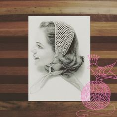 I would tie it behind the ears myself.   ONLY 99 CENTS! #BLUEBANDEAUCROCHETPATTERN0303 #KINDLE #AMAZON #PRINCESSOFPATTERNS #CROCHETPATTERN  #CROCHET #VINTAGE #RETRO #DIY #YARN #WOOL #CROCHET #WOMEN #ACCESSORIES #HATS #ACCESSORY #CAPS #CAP #HAT #WOMAN #LADY #LADIES