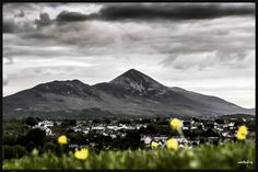 """From award winningstrobistphotographer MattLoughrey- 'Home' was taken forward ofCroaghPatrick, Westport, Co Mayo. All prints are part of the Way Out West project, a photographic take on the people and scenery of Western Ireland.  All prints are signed and finished to archival matte in 16"""" x 12""""  Delivery - Unless especially specified I will ship your item 1 - 3 days after payment is made.  Shipping to Ireland ..."""