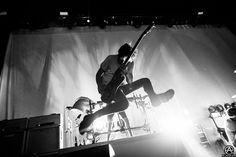 Matt Kean of Bring Me The Horizon in Philadelphia, PA. full set- http://adamelmakias.com/live/photos-from-the-parks-and-devastation-tour/