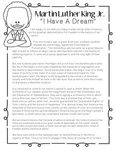 Emotive language in martin luther kings i have a dream speech