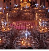 One of the largest online wedding, reception, and event decorating stores. With hundreds of unique wedding decorations and wedding supplies. One-of-a-kind and inspirational products to decorate for an event to remember. With thousands of wedding supplies from aisle runners, wedding wish trees, branches, lights, floralights, favors, centerpiece vases, chandeliers, lighting, candle holders, candles, cupcake trees, cake plates, and much more.