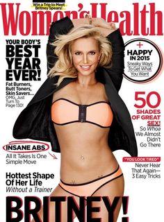 Britney Spears - Women's Health Magazine | 2015