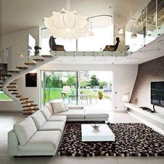 all idea inspiration design interior and exterior home modern decor Home Interior Design, Interior Architecture, Interior And Exterior, Room Interior, Amazing Architecture, Luxury Interior, Luxury Decor, Interior Rugs, Interior Designing