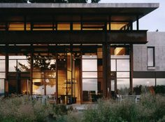 Glass, Concrete, Steel, and Stone: Tom Kundig's Northwest Houses - Architecture - Curbed National