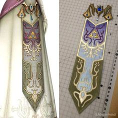 Zelda dress tutorial cosplay pinterest zelda dress princess image image more information more information diy how to make princess zelda solutioingenieria Gallery