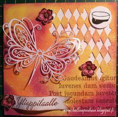 Hullua puuhaa vai vain Hullun puuhaa? Graduation Cards Handmade