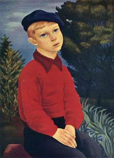 Moïse Kisling - The Boy