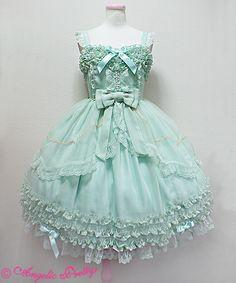 Angelic Pretty Sweet Jelly Girlジャンパースカート