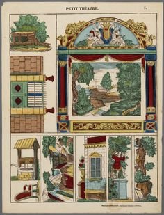 Petit Théatre - Memory of the Netherlands - Online image database of archives, museums and libraries
