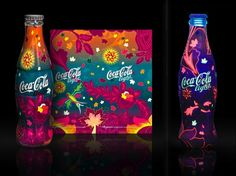 Coca-Cola Bottle Sleeve Design