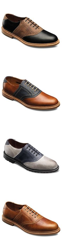 How about some saddle shoes for the fall? Found @AllenEdmonds