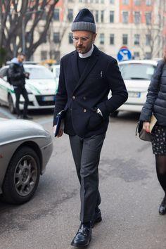 Milan Fashion Week - Angelo