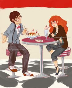 Merida: HIc, Ah 'now yer a growin' boy 'nd all but that's too much. Hiccup: That's why there's two spoons, Mer.