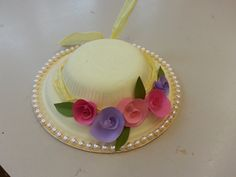 a hat for mom made out of a paper plate a paper bowl. & Tea hat made with paper plate and bowl | Granddaught\u0027s Tea ...