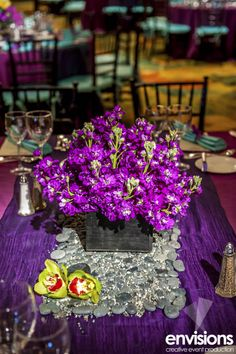 Contemporary Flair | Creative event production by Envisions Entertainment Hawaii | Maui, Hawaii