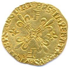 Royal France Gold Ecu