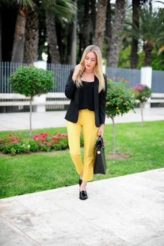 Working Look - Blog Personal Style