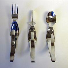 "Fork, ""Flamingo"", 1996"