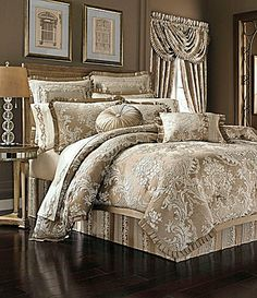 J Queen New York Celeste Bedding Collection #Dillards